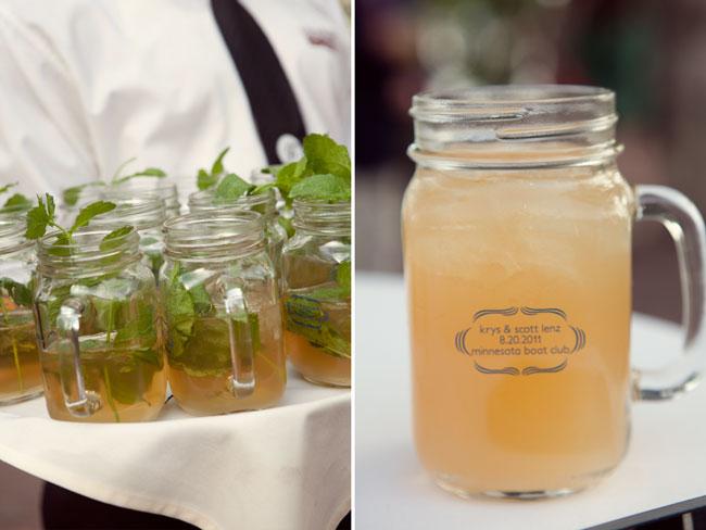 custom mason jars